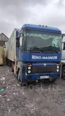 Renault Magnum. Рено Магнум, 12 000куб. см., 20 000кг., 4x2
