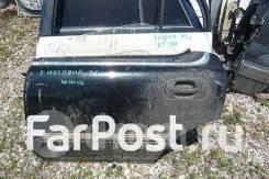 Дверь задняя левая на Honda Inspire CC2