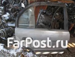 Дверь задняя правая на Toyota Corsa EL55 EL5
