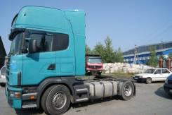 Scania. Грузовой тягач седельный scania, 14 000куб. см., 18 000кг., 4x2