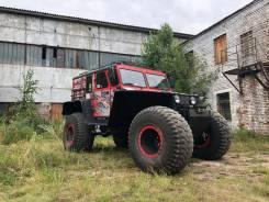 Sever Trucks. Снегоболотоход Егерь 3310, 2 200куб. см., 500кг., 1 800кг.