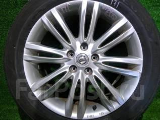 """Nissan. 8.0x18"""", 5x114.30, ET47, ЦО 66,0мм."""
