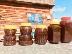 Мед, медовые продукты.