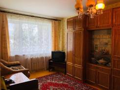 1-комнатная, улица Пушкинская 54. Центр, агентство, 32,4кв.м. Интерьер