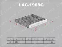 Фильтр салона(CLM) LYNXauto [LAC1908C]