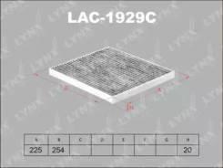 Фильтр салона(CLM) LYNXauto [LAC1929C]