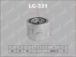 Фильтр масляный(CLM) LYNXauto [LC331]