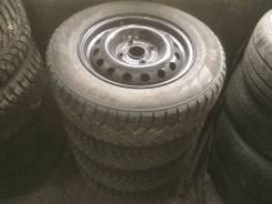 Шипованные колеса Formula ICE 185/70 R14 + диски 4х114,3 Chevrolet