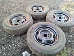 Комплект летних колёс на Ваз R13