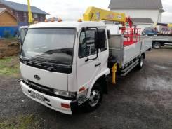 Nissan Diesel. Ниссан Дизель, 7 000куб. см., 5 000кг., 4x2