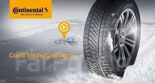 Continental ContiVikingContact 6. зимние, без шипов, 2018 год, новый