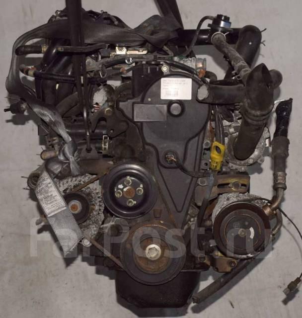 Двигатель EF-DEM Daihatsu