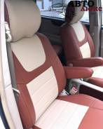 Чехлы на сиденье. Toyota Corolla Fielder