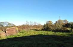 Продам земельный участок 2500 кв. м. под строительство в с. Чернышевка. 2 500кв.м., собственность. Фото участка