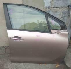 Дверь передняя правая Peugeot 208