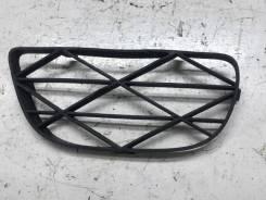 Решетка открытая BMW X5, левая