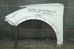 Крыло переднее левое для Hyundai Santa Fe 3