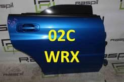 Дверь боковая Subaru Impreza WRX STI [цвет 02С, WRX]