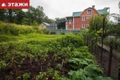 Продается земельный участок по адресу: ул. Майкова 5в. 1 070кв.м., собственность. Фото участка