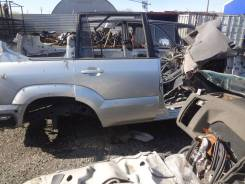 Дверь боковая задняя правая Toyota Land Cruiser Prado 120