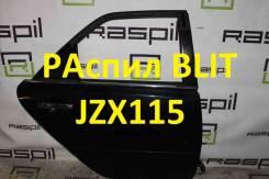 Дверь боковая Toyota Mark II Blit JZX115 [цвет 202]