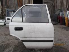 Дверь задняя правая Toyota AE91