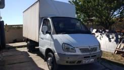 ГАЗ 330202. ГАЗель 330202, 2 200куб. см., 1 500кг., 4x2