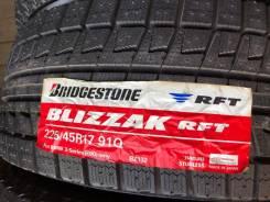 Bridgestone Blizzak RFT. Зимние, без шипов, новые