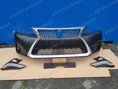 Бампер F-Sport для Lexus CT200h 2011-2017г