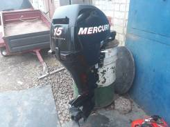Mercury. 15,00л.с., 4-тактный, бензиновый, нога S (381 мм), 2010 год