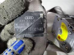 Ремень безопасности. Audi A6 allroad quattro, 4BH Audi RS6, 4B4, 4B6 Audi S6, 4B2, 4B4, 4B5, 4B6 Audi A6, 4B2, 4B4, 4B5, 4B6 AKE, APB, ARE, BAS, BAU...