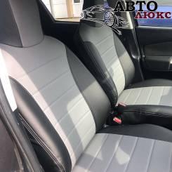 Чехлы на сиденье. Honda Vezel