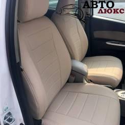 Чехлы на сиденье. Toyota Auris