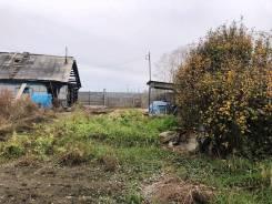 Продам земельный участок и дом на Мылках, пер. Железнодорожный. 1 000кв.м., собственность, электричество