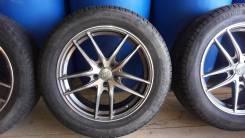 "Продам летние колёса на Audi a6 Michelin Latitude tour HP 235/55 R18. 8.0x18"" 5x112.00 ET41 ЦО 66,6мм."