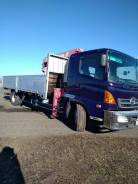 Hino Ranger. Продается грузовик , 8 000кг., 4x2