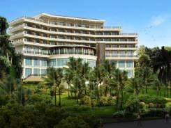 Санья. Пляжный отдых. Современный и бюджетный курортный комплекс Yuhuayuan Seaview Resort!