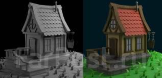 Курс 3D моделирование в 3Ds MAX. Вводный курс.