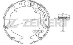 Колодки Торм. Бараб. Задн. Hyundai Getz 02- I20 08- Sonata Vi 98- Xg 98- Kia Soul 09- Magentis Zekkert арт. bk-4442