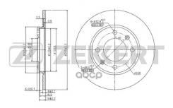 Диск Торм. Зад. Citroen Xsara (N0 N1) 97- Xsara Break (N2) 97- Peugeot 206 00- 306 94- Zekkert арт. bs-5114