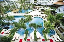 Санья. Пляжный отдых. Великолепный отель Huayu Resort & SPA с красивой зеленой территорией!