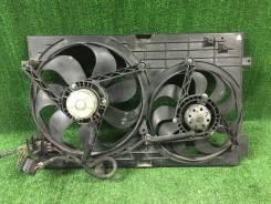 Диффузор радиатора охлаждения Volkswagen Golf 4