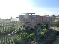 Калачинский 2ПТС-4. Продаю тракторный прицеп 2ПТС-4. В хорошем состоянии, 4 000кг.