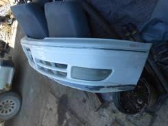 Бампер передний цвет 040, Toyota Mark II Qualis 99, MCV21, 2MZ-FE