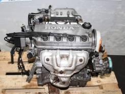 ДВС Honda D15B трамблёрный Установка Гарантия 12 Месяцев