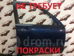Дверь передняя правая синяя Honda CR-V RD4 RD5 RD6 RD7 RD8 K20A K24A