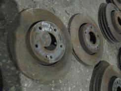 Диск тормозной передний (комплект) (б/у) Kia Optima 2 (Magentis 2 (GE, MG