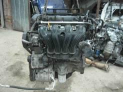Двигатель(ДВС) в сборе с навесным, комплектный 2.4б G4KC G4KC (б/у) Kia Optima 2 (Magentis 2 (GE, MG