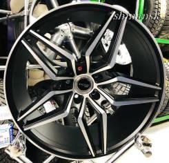 """PDW Wheels. 8.5x20"""", 5x114.30, ET35, ЦО 67,1мм."""