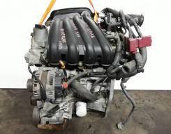 Двигатель контрактный Nissan HR15